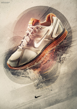 Nike by Sebastián Andaur | http://work.andaurstudios.cl + on Flickr.