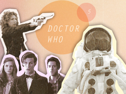 Favorite Television of 2011 - #5: Doctor Who I don't know if you can tell, but I really like Doctor Who, guys. Even though this series wasn't really my favorite (the Doctor's death plotline got a little convoluted and the last episode was a bit anticlimactic), 'The Doctor's Wife' is easily my new all-time favorite episode. And when it comes down to it, there's really not another show that inspires the kind of giddy happiness you get when you realize it's Saturday and you've got a new Who to look forward to (or when you're infinitely more excited for the Christmas special than you are for Christmas itself!) Previously on Favorite Television of 2011