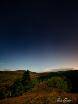 Well here's something a little different from me today. (via A Wicklow Nightscape | A Star Filled Sky – Wicklow Mountains, Ireland)