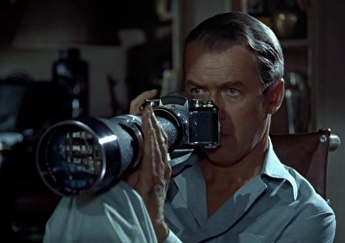 listofimages:  Rear Window (1954, Alfred Hitchcock)