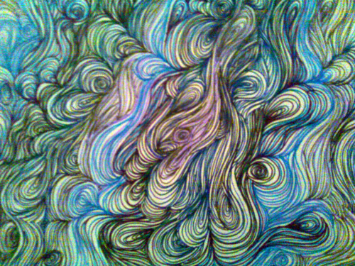 Waves 13/420 Felt tips.