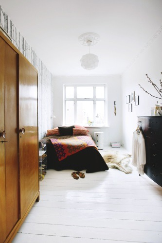 A home in Denmark. Photo by Frederikke Heiberg for Bolig Magasinet.