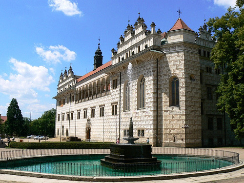 Litomyšl Castle - Czech Republic