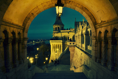travelthisworld:  Budapest, Hungary