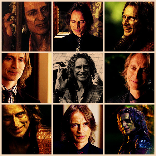 best of 2011top 5 characters // Rumpelstiltskin aka Mr.Gold (Once Upon A Time)