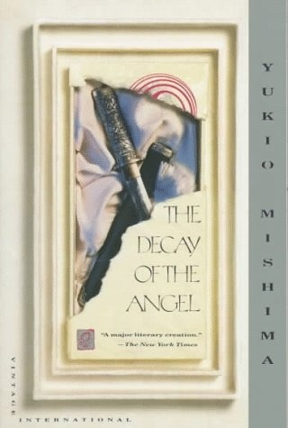 """This summer, as I read The Decay of the Angel, I became ever more conscious of the compositional history of the novel. My source was Paul Schrader's film on the writer, which shows Mishima sending off the novel to his  publisher before beginning his coup. It was an attempt, on Mishima's  part, to restore the emperor, but he failed miserably, with the soldiers  he tried to provoke into an uprising jeering him. When he realized he'd  failed, he committed seppuku.""— Siddhartha Deb's Year In Reading"
