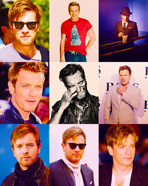 mggublers:  WHY YOU HAVE TO BE SO FLAWLESS | Ewan McGregor