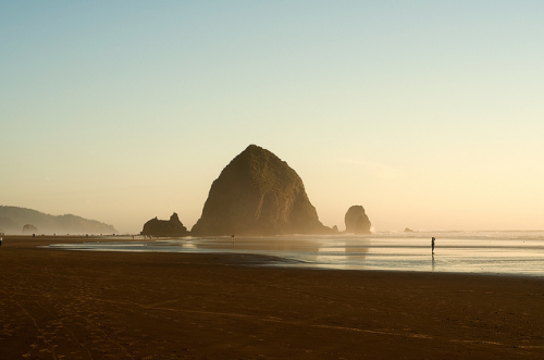 headoutwest:  Cannon Beach, Oregon.