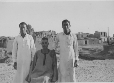 Egyptian Family 1948