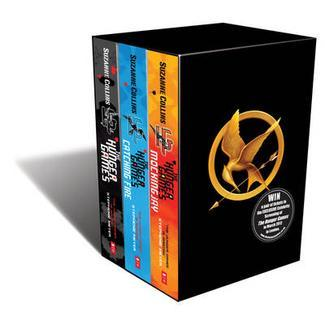 All i want for Christmas are the Hunger Games books…but i can't find them in Romania so i looked them up on amazon and bookdepository but they would arrive in January..besides, i spent all my money on university books and rent..crap..