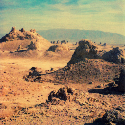The Trona Pinnacles of the California Desert Photograph by Neil Krug © Neil Krug