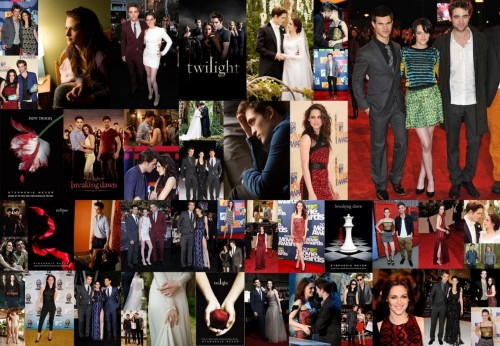 Twilight Collage created by moi! :-)