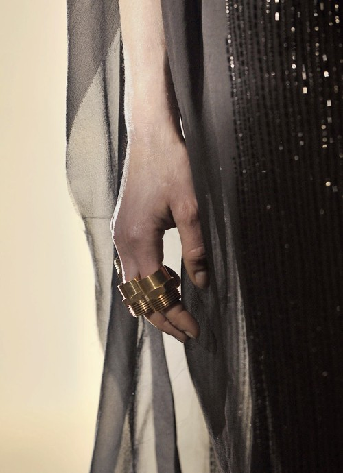 efedra:  maison martin margiela fall winter 2011/12