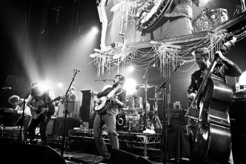 Mumford & Sons | Los Angeles, CA | 12.11.2011