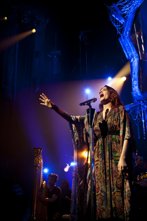 Florence and The Machine | Los Angeles, CA | 12.11.2011