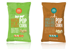 Crave Canyon Popcorn Laura Neilson, coolhunting.com A tasty new snack with a side of wit It's no secret that we're obses­sive fans of unique and fla­vor­ful snack foods, espe­cial­ly mod­ern updates to famil­iar clas­sics. Bring­ing togeth­er bold favors, clever pack­ag­ing and just the ri…