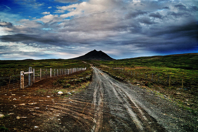 Dirt Track on Flickr. A nice road on iceland. This photo was taken at Sept 2011 with a Sigma DP2.