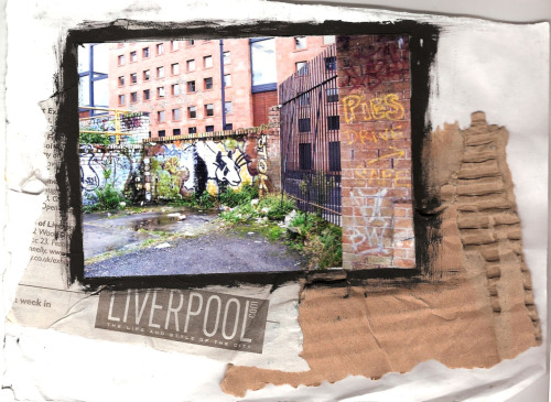 photography/collage: liverpool