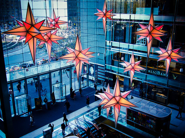 Holiday Season at Time Warner Center on Flickr.