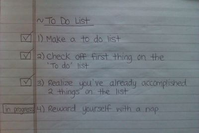 The Christmas List Of The Day….