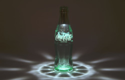 Birth of the Lighted Contour Bottle