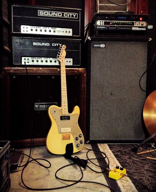 The Telecaster finished out great. Plays well and sounds even better. Stoked to start building a Jazzmaster next.