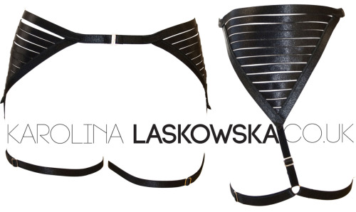 Hip harness Design by Karolina Laskowska.  http://karolinalaskowska.co.uk