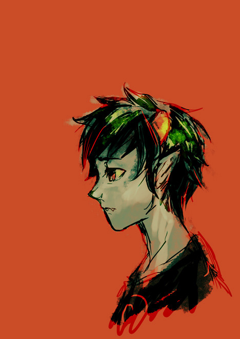 dodostad:  i really like karkat