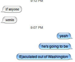 My friend and I discussing possible changes to the Washington Capitals after seeing them lose to the Flyers tonight. Think potential trades may occur.