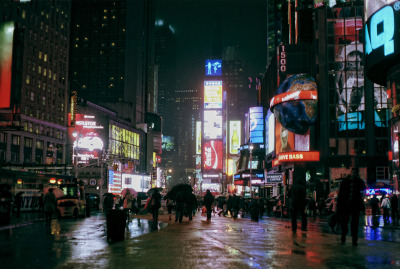 My mom got a new film scanner. More NYC to come, soon.