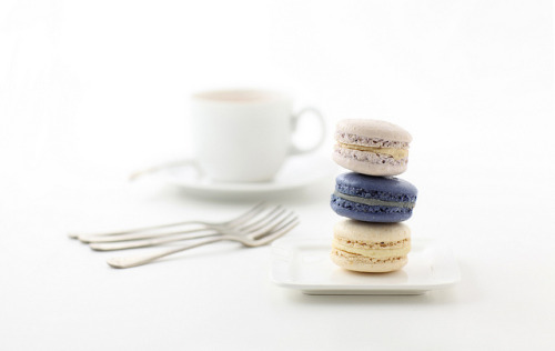 Macarons by AngelaBax on Flickr.