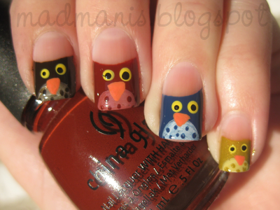 (via MaD Manis: Day 31: Recreate your favorite challenge)