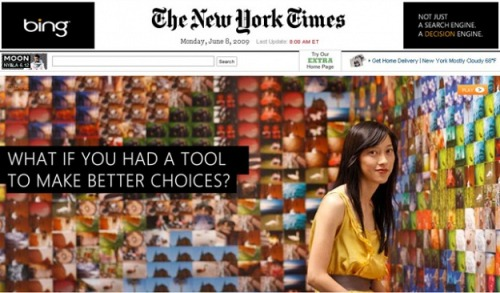 "Read This, Not That: What's Killing the New York Times? The editors at n+1 consider the future of publishing in an era of ubiquitous targeted advertising.  Pick up a newspaper or magazine these days and you find yourself judging its health by the quantity of advertising. Harper's, the Nation, the New Republic—they are pitifully bare of ads. ""Page"" (online, of course) through an old copy of the New Yorker, look up Edmund Wilson's essays on the Dead Sea Scrolls, and feel the self-confidence of another age: almost three pages of ads for every column of text. Reading the magazine online brings out an analogy that a physical copy would obscure—the huge ads, dominating the text, remind you of nothing so much as a flashy website. A big mystery of the internet has been why the online editions of newspapers and magazines can't make money when, with huge skyscraper ads covering half the homepage, their websites so closely resemble the most successful publications of the past. These aren't regular old newspaper ads either but what amount to TV ads—all the better, you'd think, since you can click through to buy the product on offer without picking up a phone. What's more, the New York Times has ten times as many readers online as it does in print (15 million versus 1.5 million)! Amid all the anxiety about the future of journalism it's easy to overlook the absurdity of the situation: the Times is going bankrupt—while showing more ads to more readers than ever before.  Read the full article here."