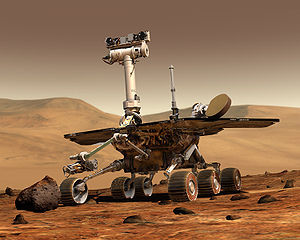 rawfulnews:  Mars rover sent to look for jobs. http://bit.ly/rDEGKA