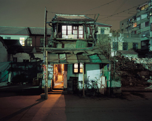 House on Zixia Lu by Greg Girard.