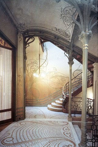 Art Nouveau, so beautiful