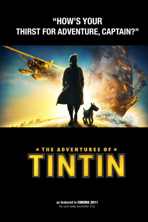 Keeson:  The Adventures of Tintin: The Secret of the Unicorn