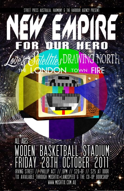 New Empire All Ages - Woden Basketball Stadium