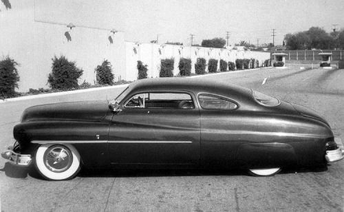 Louie Bettancourt's 1949 Mercury