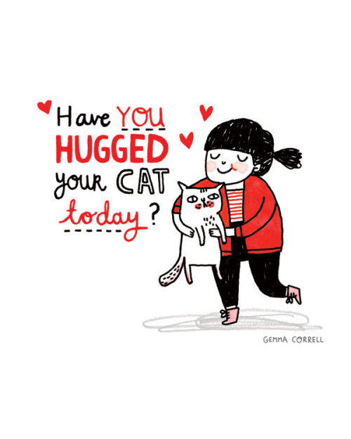 I love everything Gemma Correll has ever done. Including this. I not-so-secretly want to be her when I grow up. :) gemmacorrell:  for The Working Proof. 15% of the sale price goes to The Pablove Foundation, funding research into childhood cancers.