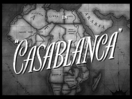 Casablanca (1942) // Michael Curtiz (submitted by batchiara)