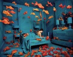 laughingsquid:  Surreal Scenes by Sandy Skoglund