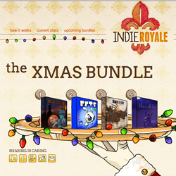 Dueling Indie Bundles are Live