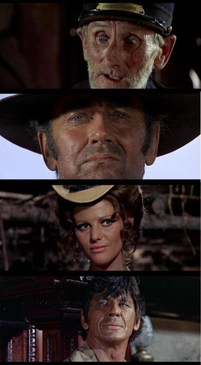 C'era una volta il West (Once Upon a Time in the West), 1968 (dir. Sergio Leone)By Batchiara