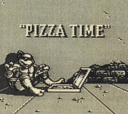 Pizza Time is ALL THE TIME!