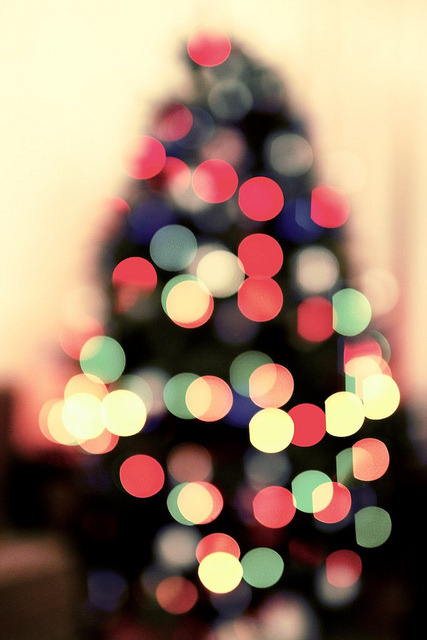 photojojo:  Photo idea: Bokeh the heck out of your Holiday lights! Use an aperture of 2.8 or wider and throw your lights out of focus. Photo by Kevin Rodrigues via fractionmagazine