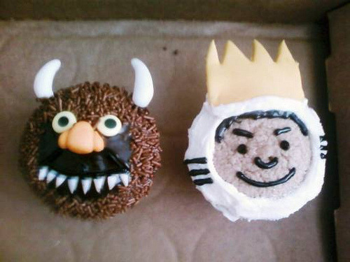 nprfreshair:  babylovescake:  Where the wild things are  Tomorrow: Maurice Sendak  Awesome.