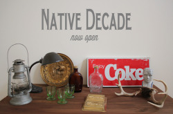 Welcome to Native Decade