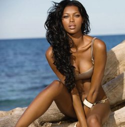 daretobeblack:  My Beautiful Jessica White