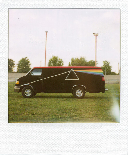 Groovy Dark Side of the Moon van….
